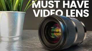 The Best Lens For DSLR Filmmaking? | Sigma 35mm F/1.4 Art For Canon Video Review