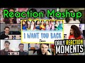 TWICE - I WANT YOU BACK - Reaction Mashup
