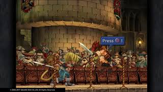 FINAL FANTASY IX: Impressing 100 Nobles Mini game first try PS4