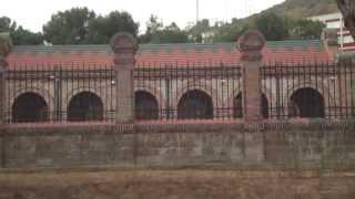 preview picture of video '48 h. Open House BCN en Casa del Agua de Nou Barris en Barcelona VISITA EXPLICADA'