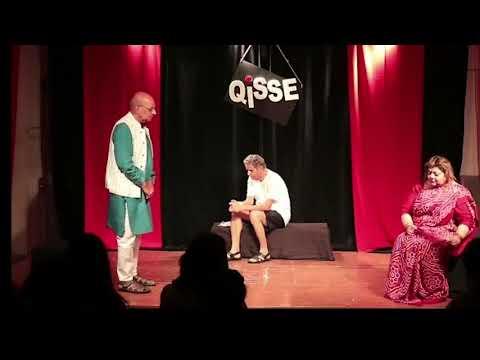 """Qisse "" theatre play"