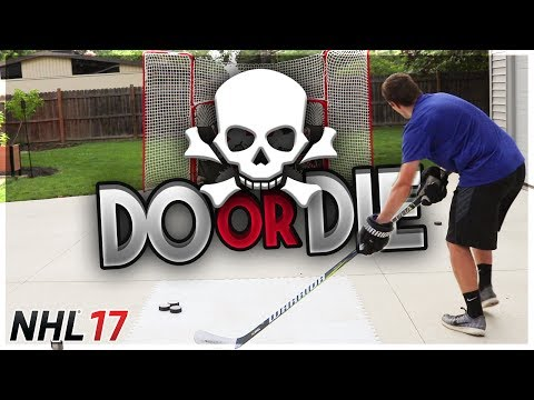 THE DO OR DIE HOCKEY CHALLENGE