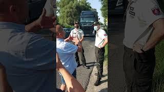 Harabin vs Polícia SR na území Maďarska!