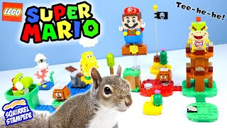 LEGO Super Mario Starter Course And Expansion Sets Review 2020