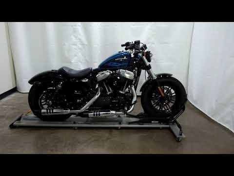 2016 Harley-Davidson Forty-Eight® in Eden Prairie, Minnesota - Video 1