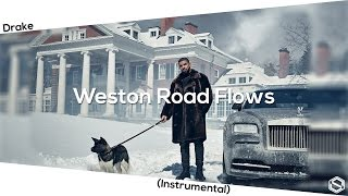 Drake - Weston Road Flows (Instrumental) [ReProd. Erik Giovani]