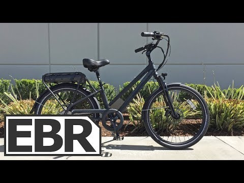 Pedego City Commuter Black Edition Video Review – $3.8k Premium, Comfortable, Fun Ebike