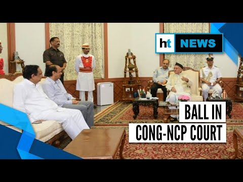 Maharashtra Governor invites NCP; Sonia, Pawar continue talks on Sena tie-up