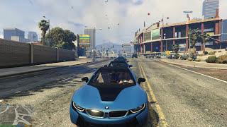 Hướng dẫn mod siêu xe BMW i8 2015 trong game GTA 5