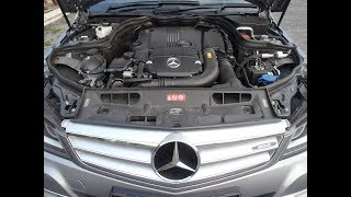 Changing the Battery in your Mercedes Benz C-Class sedan
