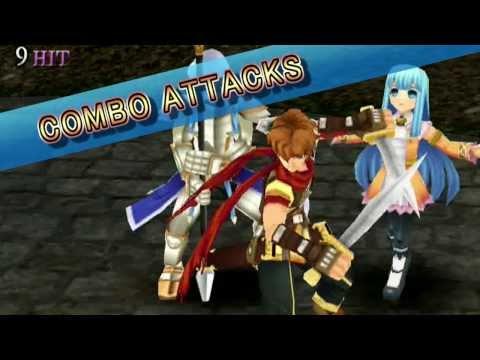 RPG Alphadia Genesis - Official Trailer thumbnail