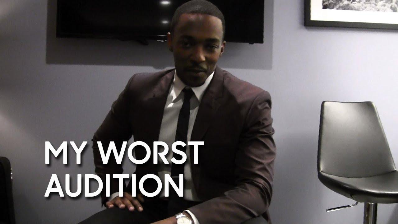 My Worst Audition: Anthony Mackie thumbnail