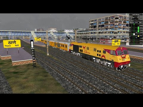 Tejas Express Railworks Train Simulator Indian Addons
