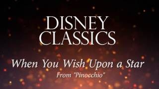 "When You Wish Upon a Star (Instrumental Philharmonic Orchestra Version)  ""Pinocchio"""