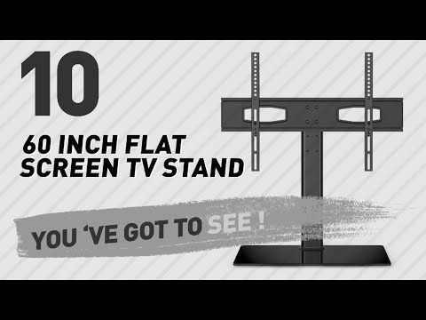 60 Inch Flat Screen TV Stand // New & Popular 2017