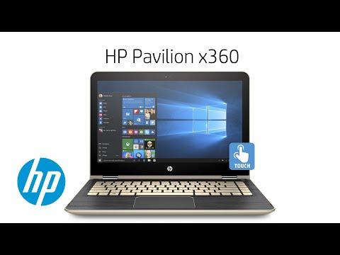 HP Pavilion x360 - Revolution im Entertainment-Bereich