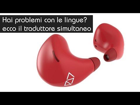Hai problemi con le lingue? ecco il traduttore simultaneo