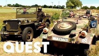 American Jeep Vs German Kubelwagen: Truck Face-Off   Combat Dealers