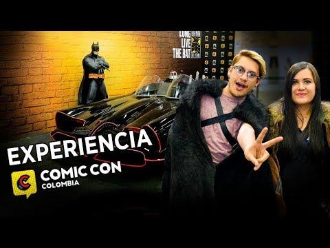 ¡De pelicula! Asi se vive la experiencia Comic Con 2019 en Bogota