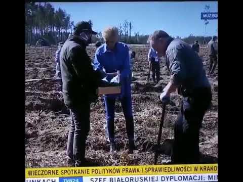 Andrzej Duda kontra łopata, musicie to zobaczyć!