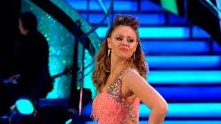 Kimberley Walsh & Pasha Kovalev Cha Cha to 'Domino' - Strictly Come Dancing 2012 - Week 1 - BBC One