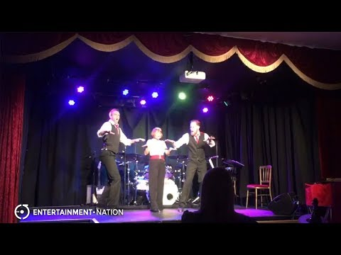The Vintage Tappers - Live Performance