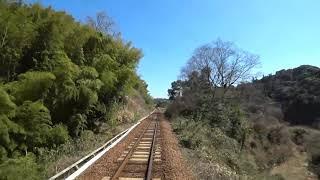 20180313 JR西日本 山陰・三江線 浜田~浜原