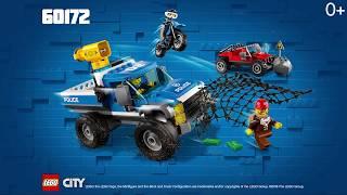 Горная полиция - Стань героем LEGO City - Настоящий сетемёт