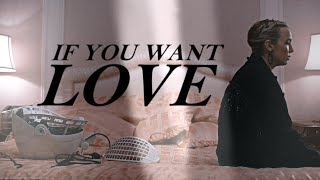 If you want love | Villanelle