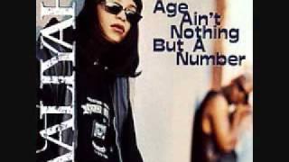 Aaliyah-Old School feat. R.Kelly 1994 (Track 11).wmv