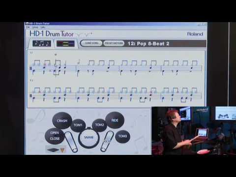 Dt 1 v drums tutor software download.