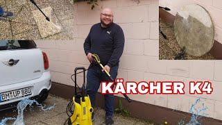 Kärcher K 4 Full Control Test Review Kaercher K4 Hochdruckreiniger