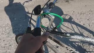 Дорога Шихазаны — Калинино пугает даже велосипедистов