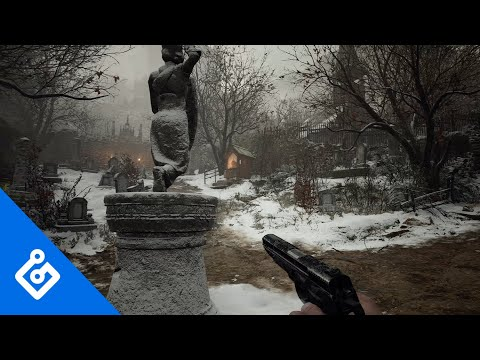 Resident Evil Village Environment Tour Video Shows Off The Setting