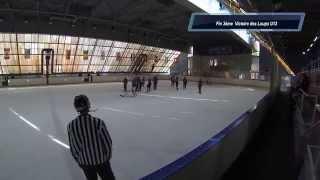 preview picture of video 'Match U13 Hockey sur glace Saint Ouen vs Franconville'