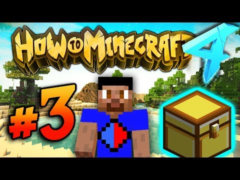 EPIC LOOT DROP EVENT! - HOW TO MINECRAFT S4 #3