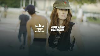 JSG with Adidas Originals and Girls Are Awesome