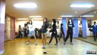 T-ara, T-ara - Why Are You Being Like This (dance practice)