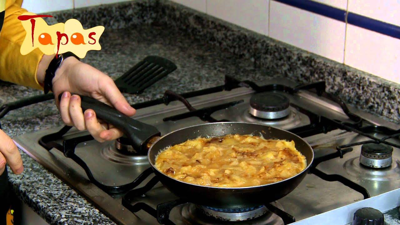 Tapas #4 Tortilla de patatas