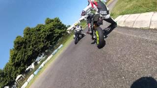 preview picture of video 'Rozzano - Qualifiche 4° gara Campionato WLB 2012 - Cereal MK8 Team (on board)'