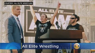 All Elite Wrestling, WWE's New Rival, Has Big Money And Big Names