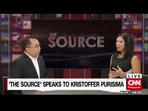 [CNN PH] 'The Source' speaks to Kristoffer Purisima, Zia Adiong, Honey Sumndad Usman and Sgt. Ronnie Halasan