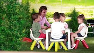 Vaikiška kėdutė | Raudona | Smoby 880200