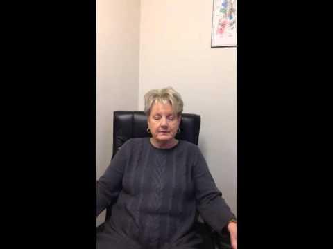 Joyce Finds Neuropathy Relief
