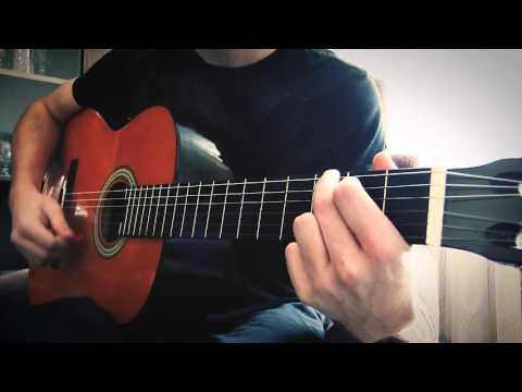 The man and his guitar   by Tomáš Novák