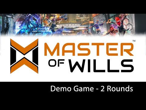 2 Round Demo Game