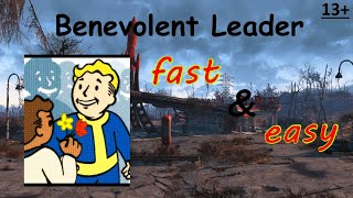 How to get 100 happiness in a settlement in Fallout 4