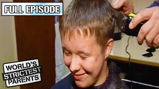 The Moolman Family - South Africa | Full Episodes | World's Strictest Parents UK