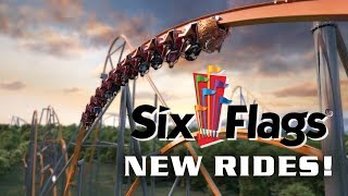New at Six Flags in 2020 - OFFICIAL ANNOUNCEMENTS!