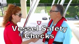 Vessel Safety Checks